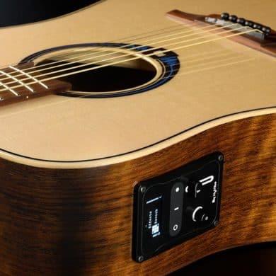Avec HyVibe, Lâg se lance dans la smart guitar acoustique