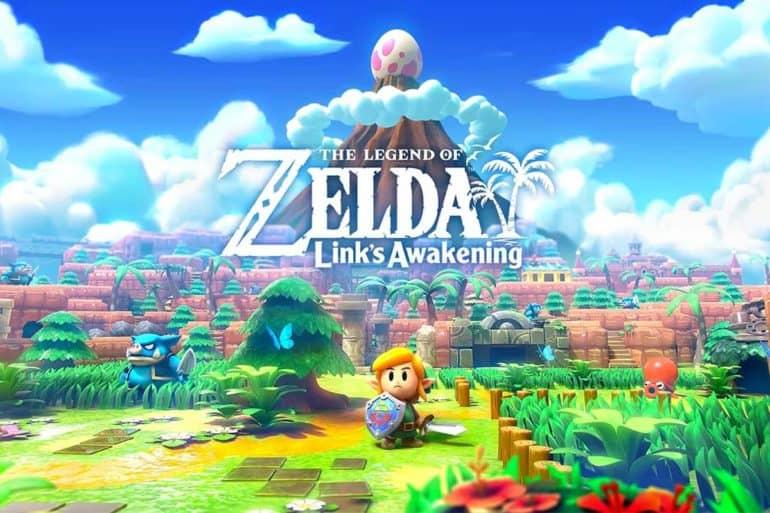 Test du jeu The Legend of Zelda: Link's Awakening
