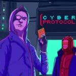 Test du jeu Cyber Protocol réalisé sur Nintendo Switch