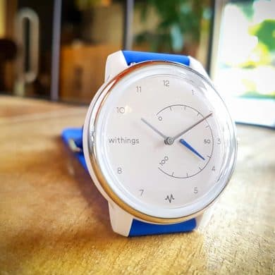 Test de la Withings Move ECG, la montre qui détecte les arythmies