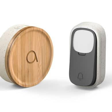 BAMBOO, la sonnette connectée sans fil et sans pile