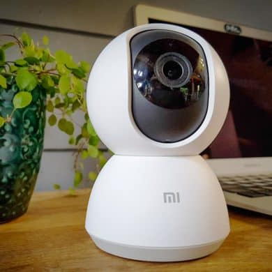 Test de la caméra de surveillance Xiaomi Mi Home Security Camera 360