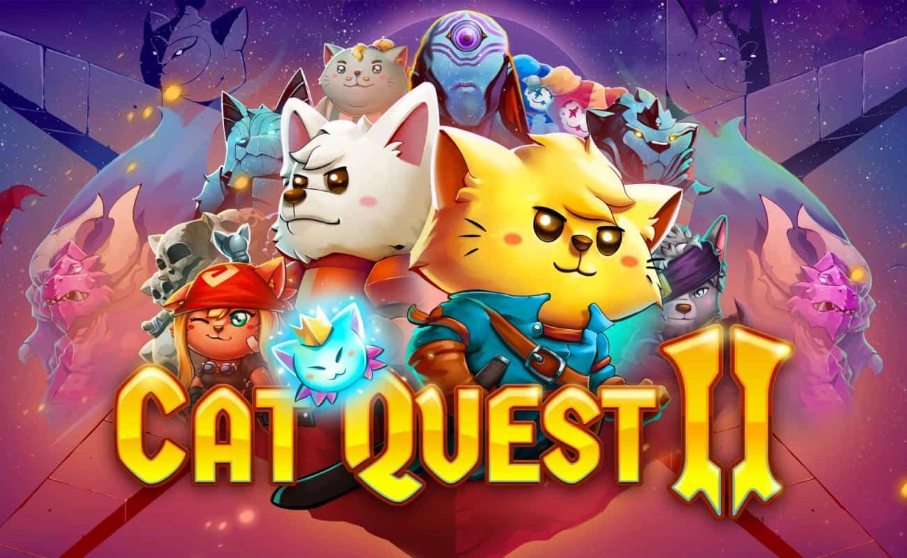 Test du jeu Cat Quest 2 réalisé sur Nintendo Switch