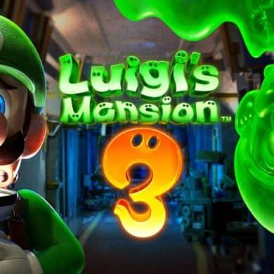 Test de Luigi's Mansion 3 réalisé sur Nintendo Switch