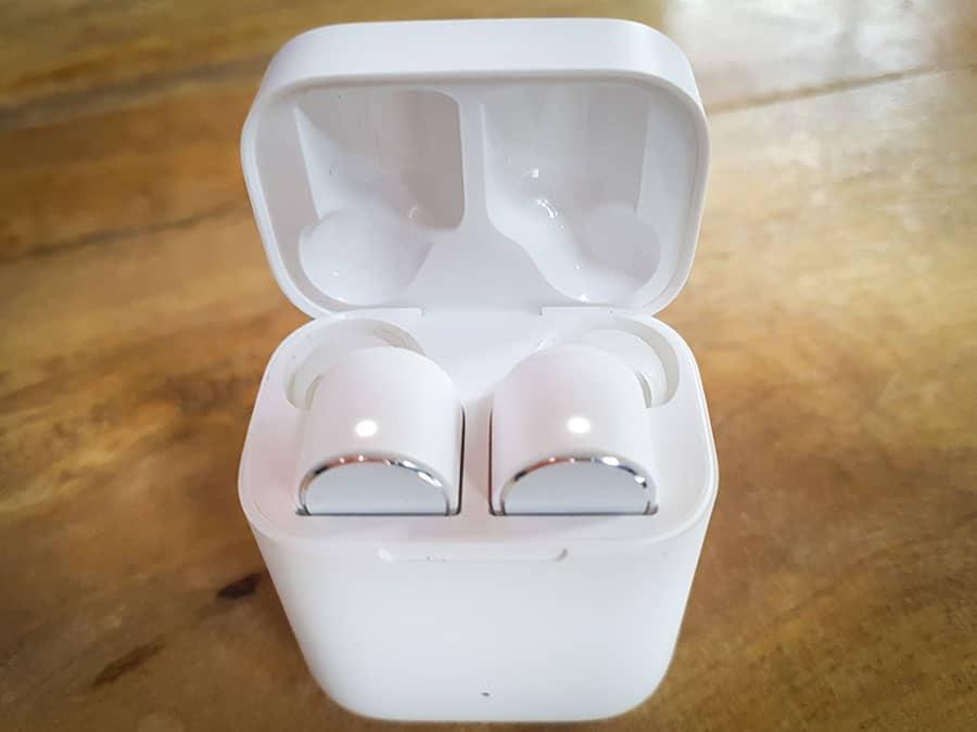 Test des écouteurs sans-fil intra-auriculaires de chez Xiaomi