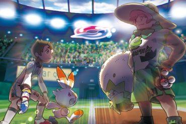 Test du jeu Pokémon Épée et Bouclier réalisé sur Nintendo Switch