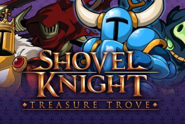 Test du jeu Shovel Knight Treasure Trove réalisé sous Nintendo Switch