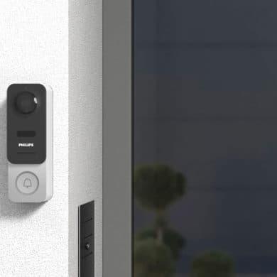 Philips WelcomeEye Link : La sonnette vidéo connectée sans fil