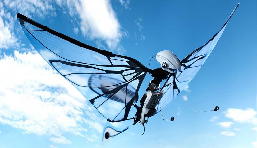 METAFLY papillonne sur le marché du drone de loisir