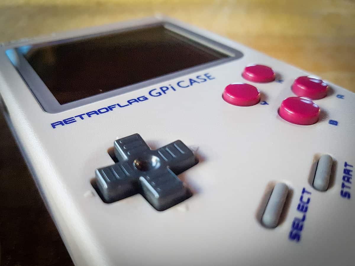 Test du boitier de Retroflag pour Raspberry Pi Zero et Zero W