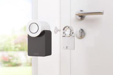 Avis sur la serrure connectée Nuki Smart Lock