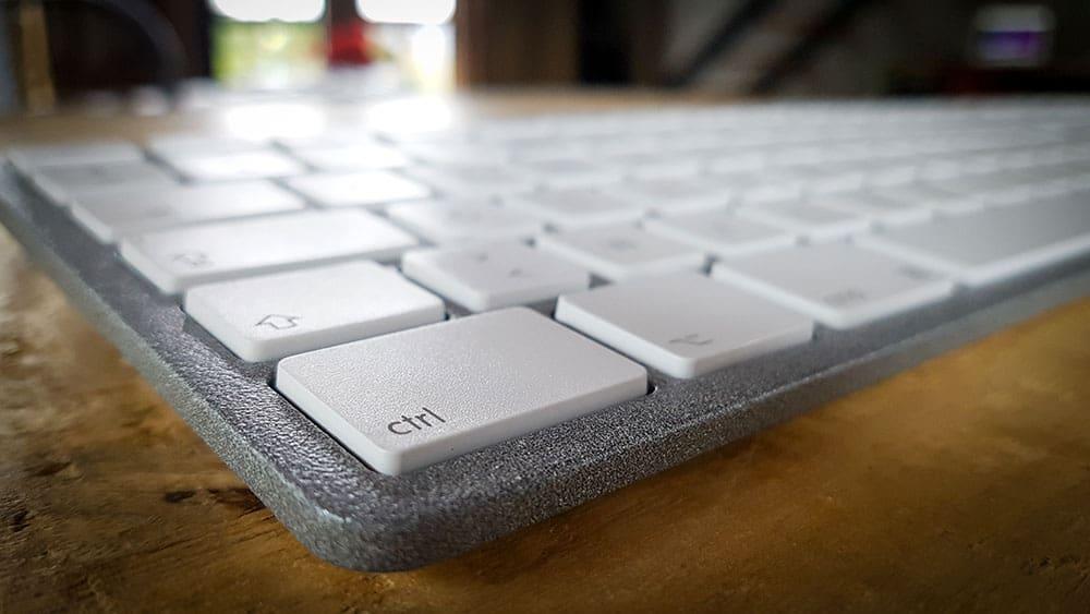 Test du clavier CTRL Bleujour Bluetooth & USB pour MAC