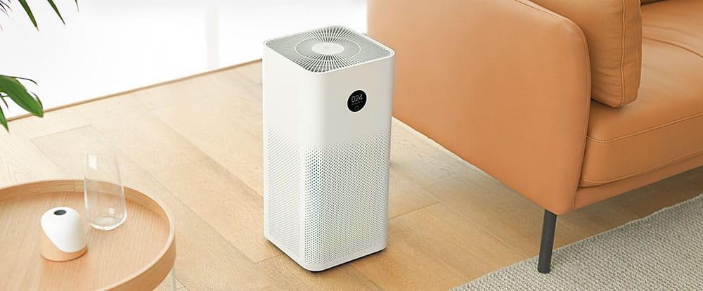 Le purificateur d'air Xiaomi Mi Air Purifier 3H