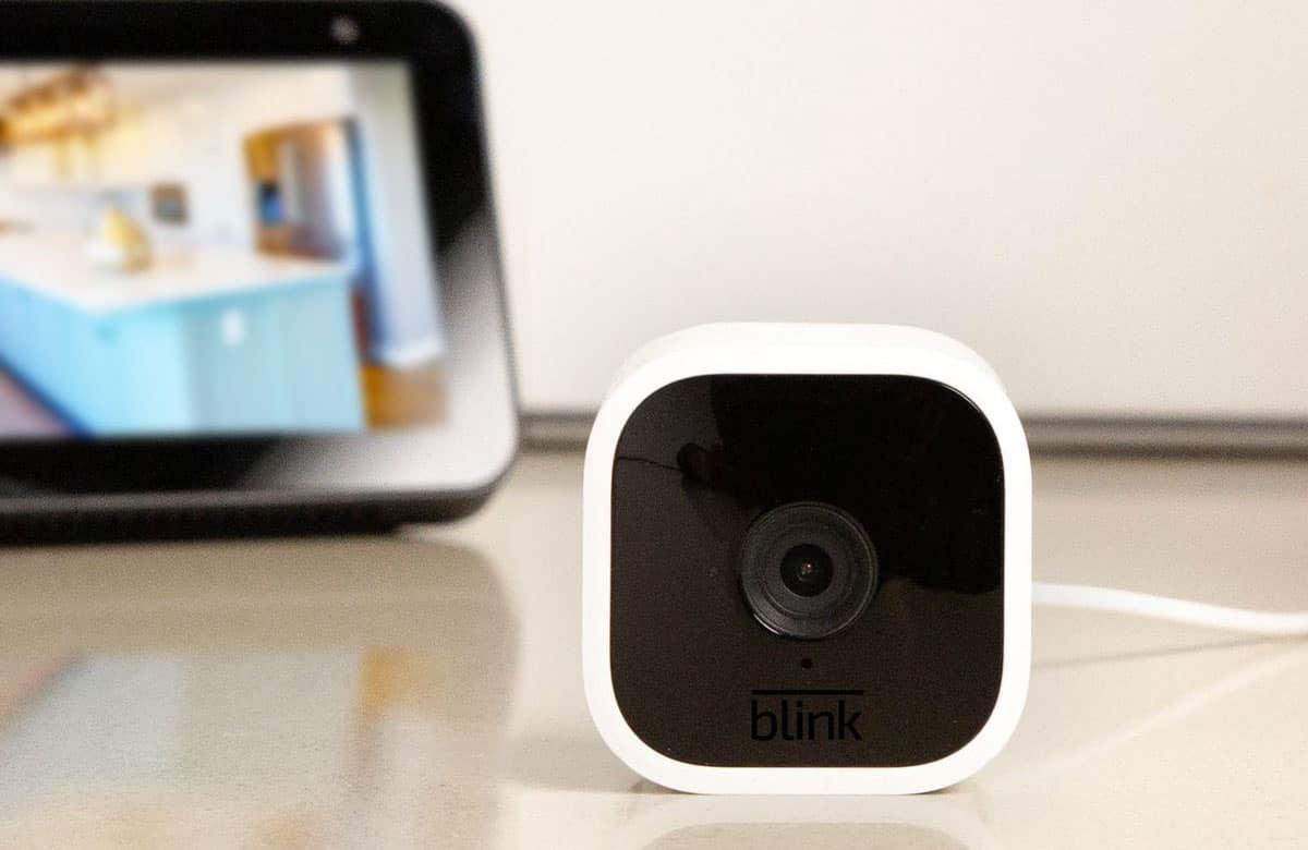 Blink Mini, la caméra de surveillance à prix mini d'Amazon