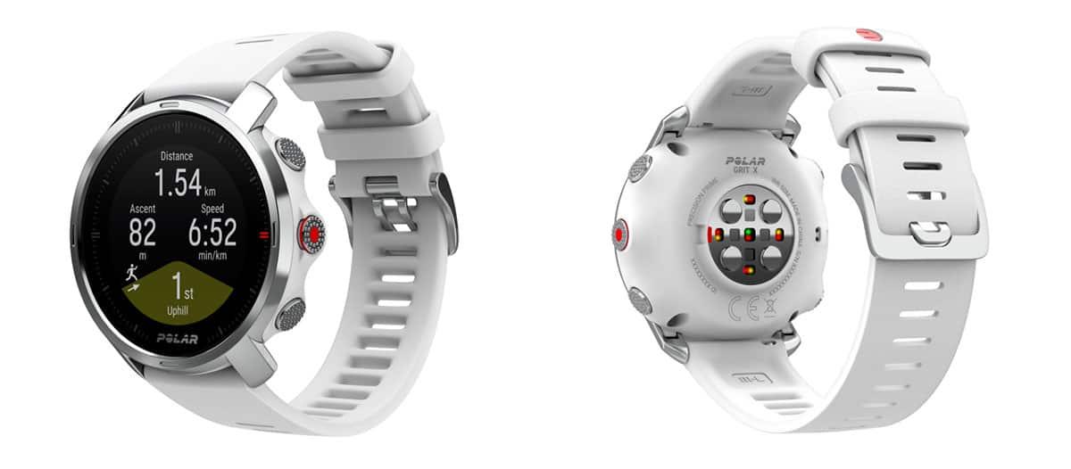 La montre connectée Polar Grit X à la pointe de la performance