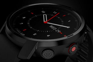 La montre connectée Polar Grit X à la pointe de la performance