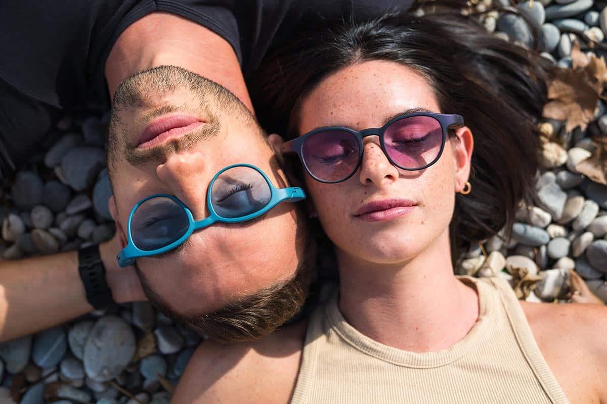 Ces lunettes connectées garderont un oeil sur vous