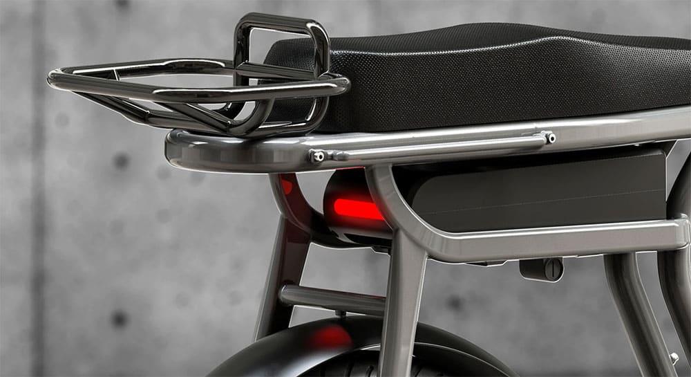 Yuvy, le vélo électrique biplace modulable d'Elwing