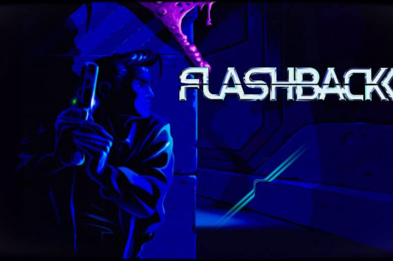 Test du jeu Flashback 25th Anniversary sur PS4