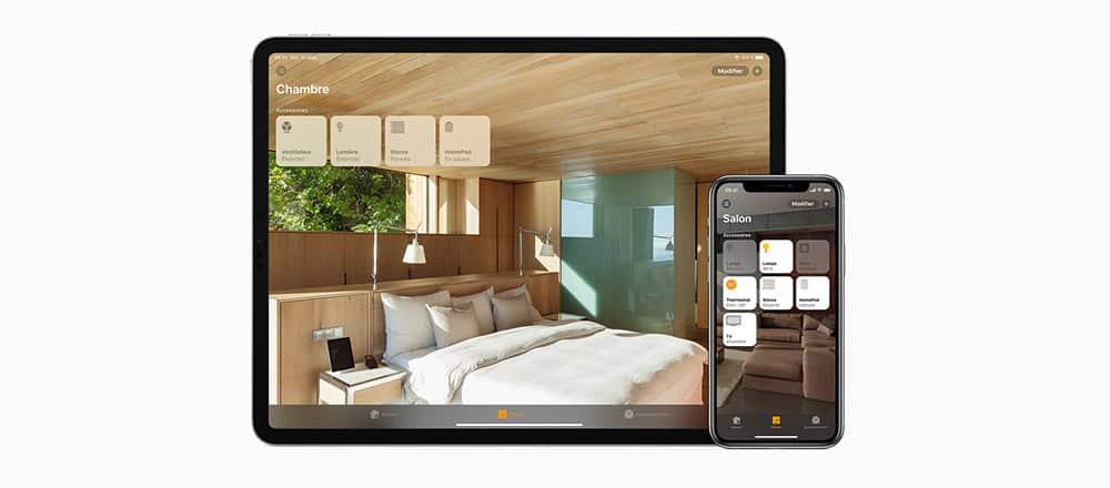 L'application Maison d'Apple