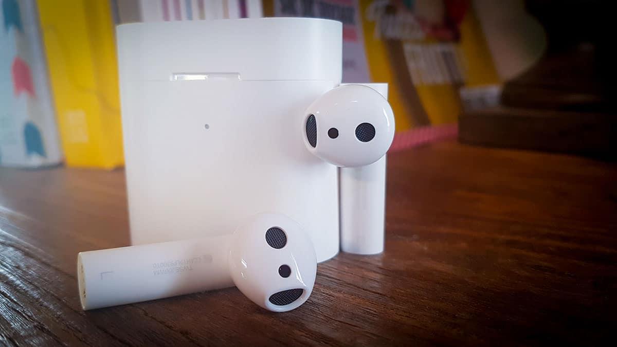 Test des écouteurs sans fil avec réduction de bruit Xiaomi Mi True Wireless Earphones 2