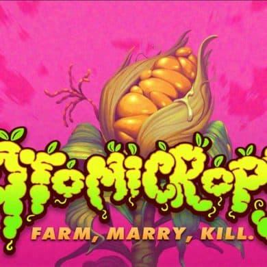 Test du jeu Atomicrops réalisé sur la Nintendo Switch