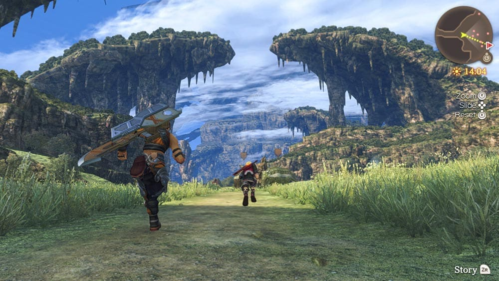 Test du jeu Xenoblade Chronicles - Definitive Edition sur Nintendo Switch