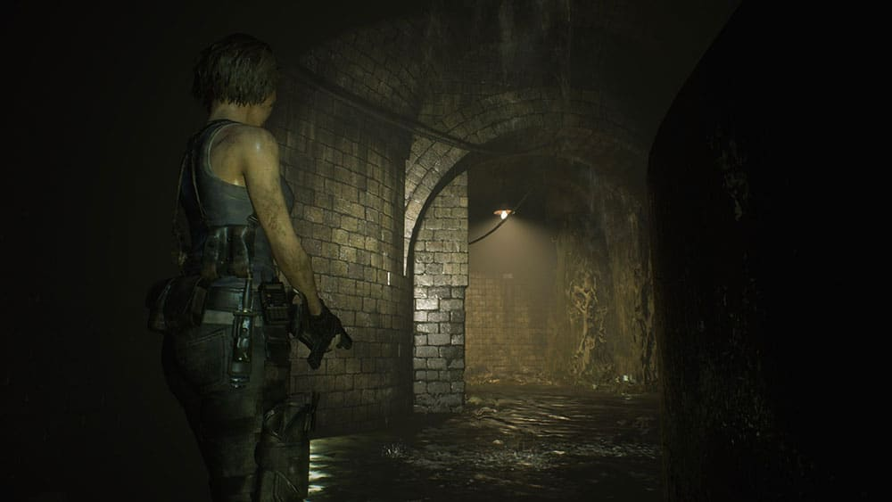 Test du jeu Resident Evil 3 réalisé sur Playstation 4