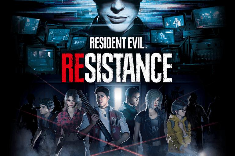 Test du jeu Resident Evil Resistance réalisé sur Playstation 4