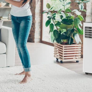 Avidsen HomeFresh : Le climatiseur portable connecté eco-friendly