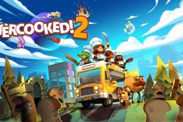 Test du jeu Overcooked 2 réalisé sur Nintendo Switch