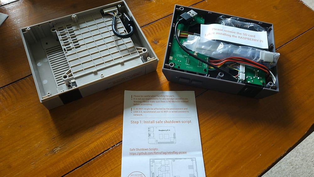 NESPI4 CASE - La rolls royce des boîtiers de Raspberry Pi 4
