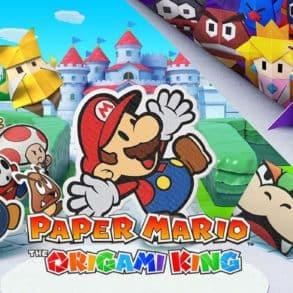 Test de Paper Mario : The Origami King sur Nintendo Switch