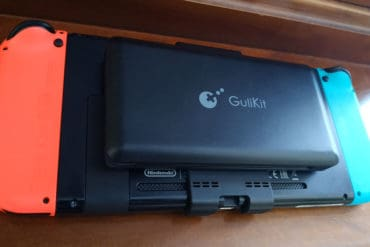 Test de la batterie externe GuliKit Switch PowerPack