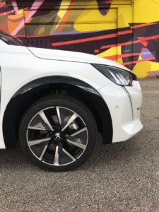 Peugeot e208 - Jante Alliage