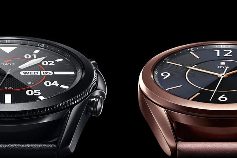 Samsung Galaxy Watch 3, dans le sillage de l'Apple Watch Series 5