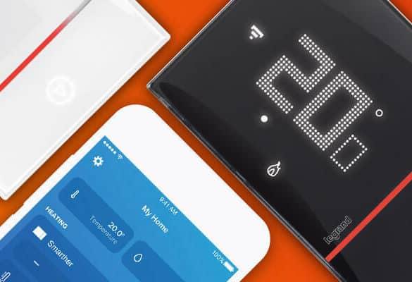 Legrand dévoile son nouveau thermostat design et connecté
