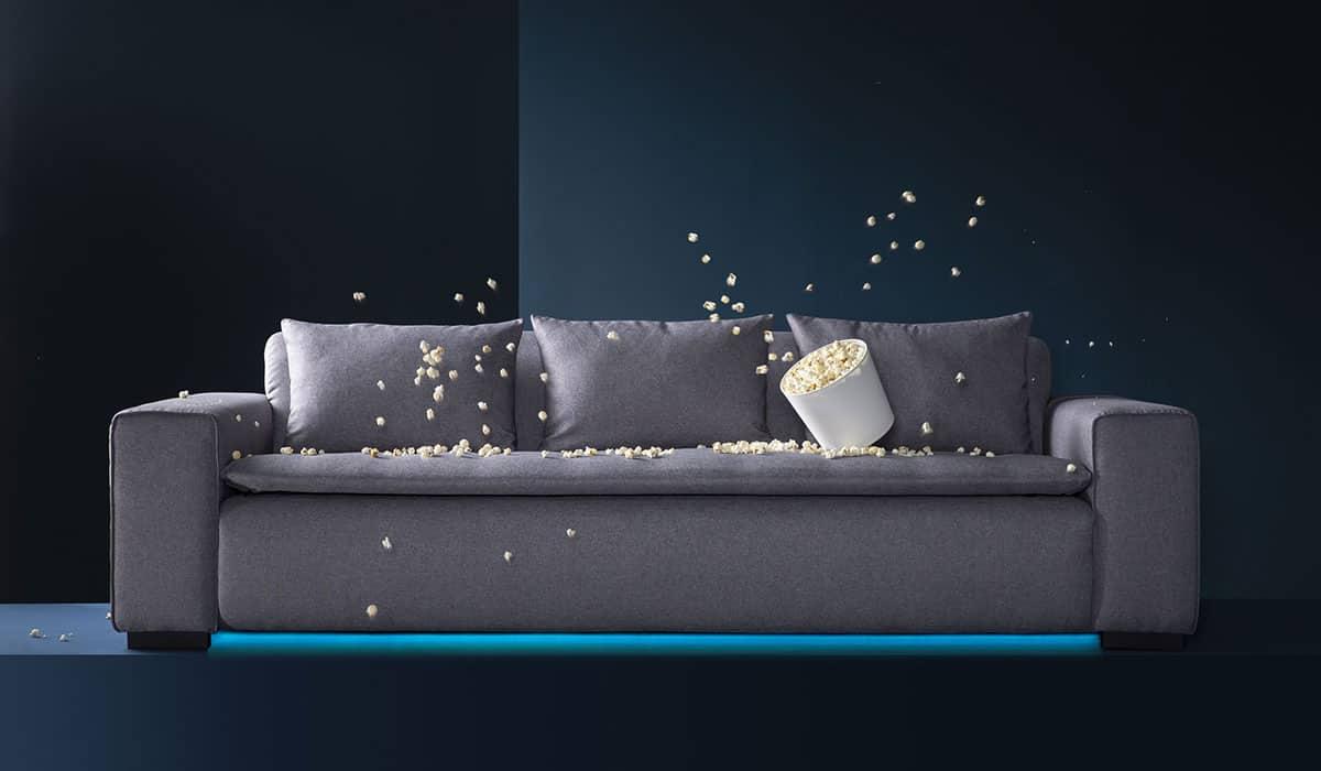 Découvrez le premier canapé connecté made by Miliboo