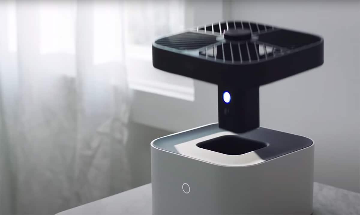 Alway Home Cam, un drone autonome doté d'une caméra destinée à surveiller l'intérieur de la maison