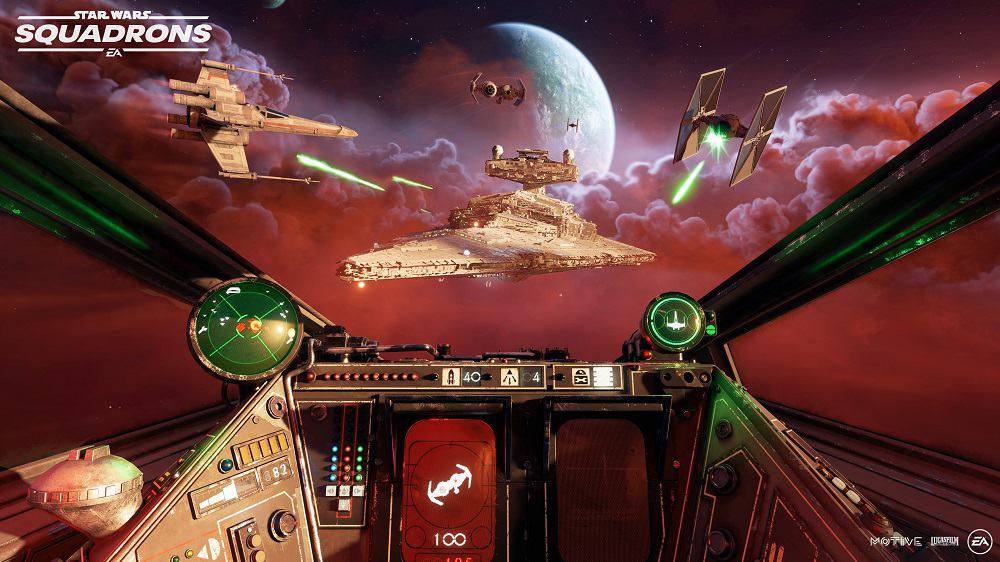 Test de Star Wars : Squadrons sur Playstation 4