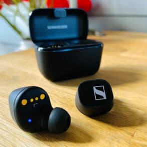 Test des écouteurs sans fil intra-auriculaires Sennheiser CX 400BT