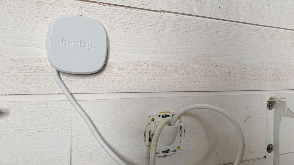 Installation du programmateur connecté pour radiateur électrique Heatzy