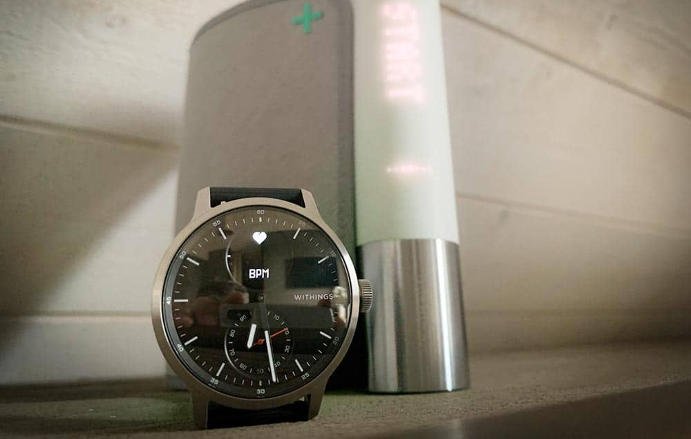 ScanWatch versus BPM Core, deux produits Withings