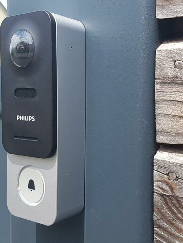 Test du visiophone connecté Philips WelcomeEye Link