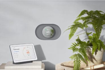 Nest Thermostat : Le nouveau thermostat connecté de Google