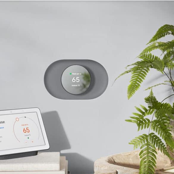 Nest Thermostat : Le nouveau thermostat connecté de Google