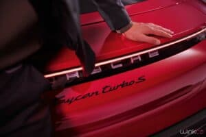 Porsche Taycan x Hugo BOSS - Collection capsule Automne Hiver 2020