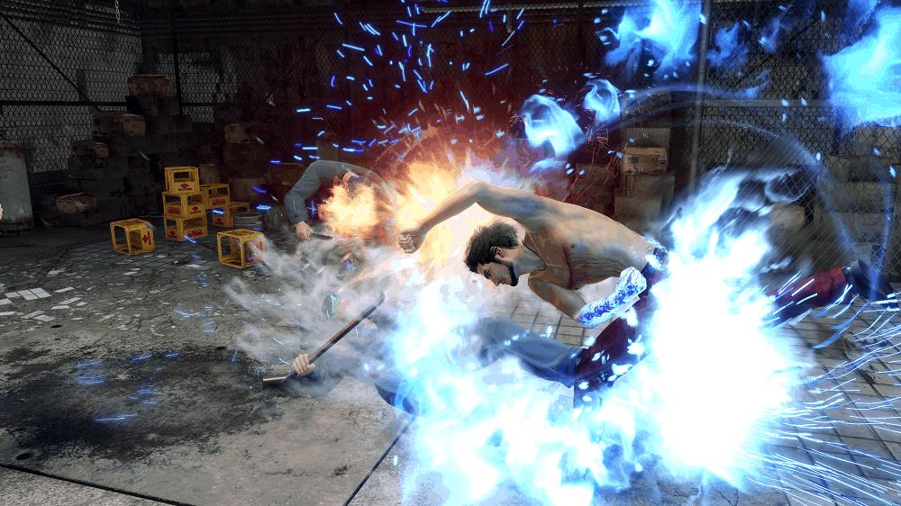 Test de Yakuza: Like a Dragon sur Playstation 4