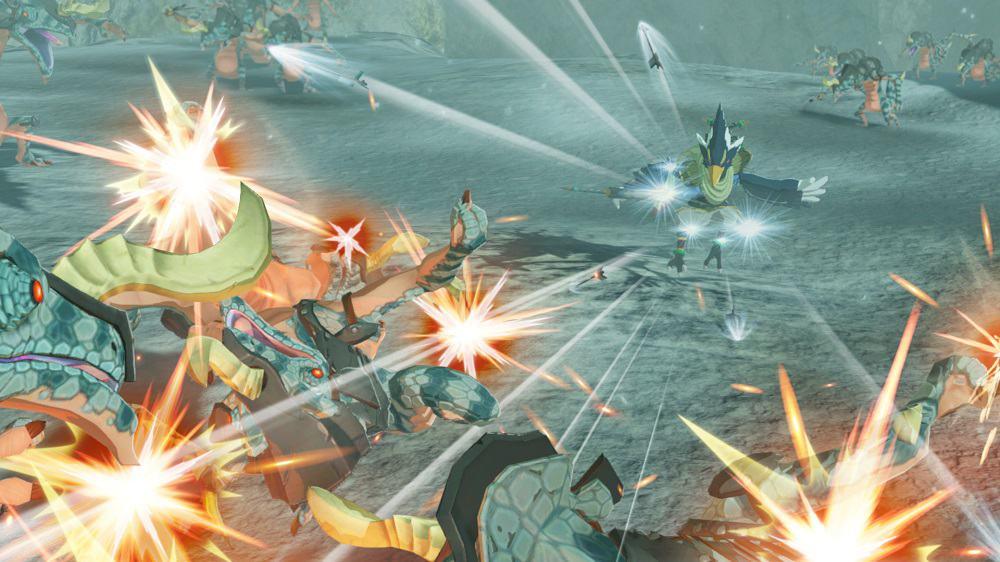 Test de Hyrule Warrior : l'ère du fléau sur Nintendo Switch