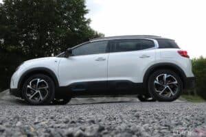 Citroën C5 Aircross Hybrid - Profil
